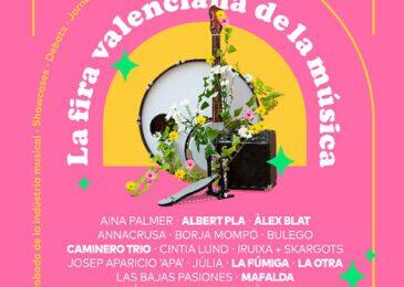 Primeras confirmaciones de la Fira Valenciana de la Música