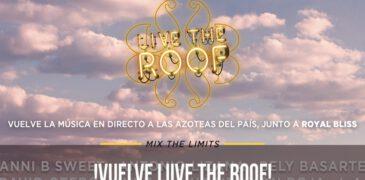 Entradas Live The Roof 2021