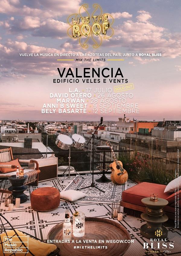 Entradas-Live-The-Roof-Valencia-2021