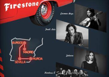 Ruta Firestone reanudará su roadshow de conciertos tras el verano