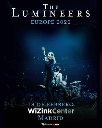 The Lumineers Madrid 2022