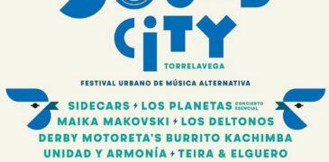 Torrelavega Sound City 2021 ya tiene cartel