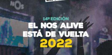 Festival Nos Alive 2022 – Entradas y Abonos