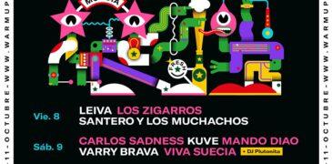 Anunciados los Warm Up Days para octubre en Murcia