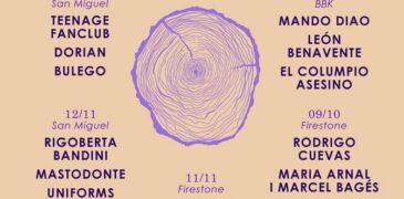BBK anuncia BILBAO BBK LIVE UDAZKENA con seis día y 18 artistas en el cartel