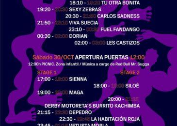 Horarios Interestelar Sevilla 2021