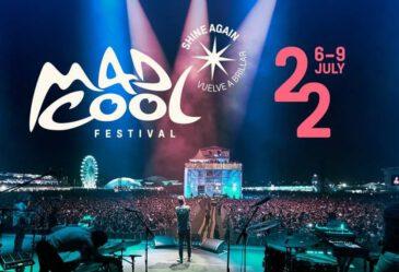 32 nuevos nombres y una jornada extra para Mad Cool Festival 2022