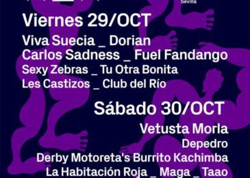 Nuevos nombres en el cartel del Festival Interestelar de Sevilla